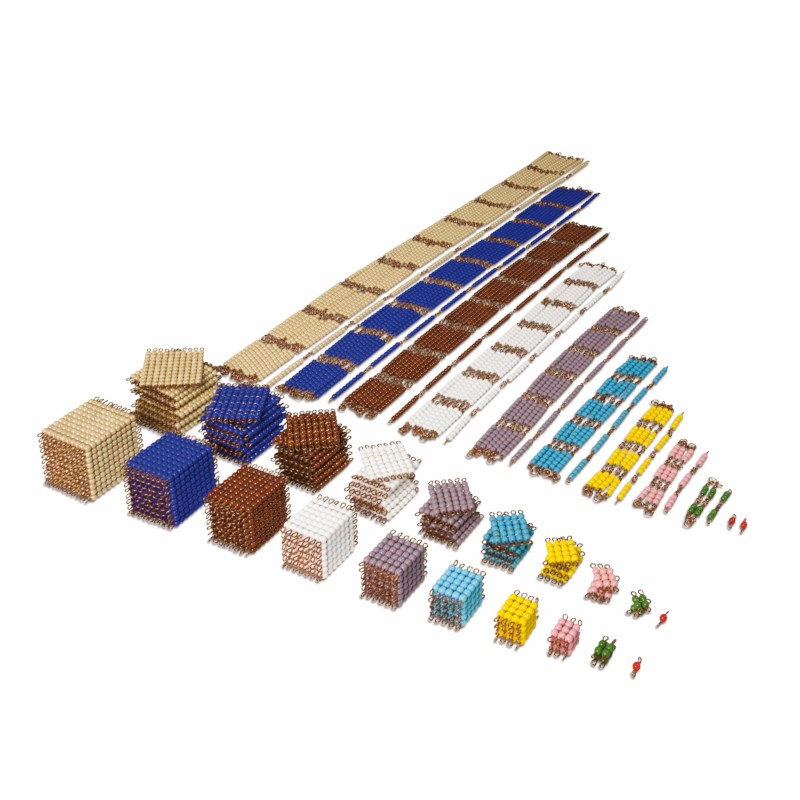 Bead Material: Individual Beads (Glass)