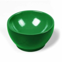 Wooden Cup: Green