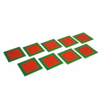 Metal Squares: 9 Plates