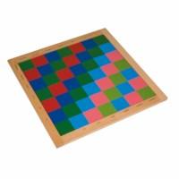 Decimal Checker Board (German version)