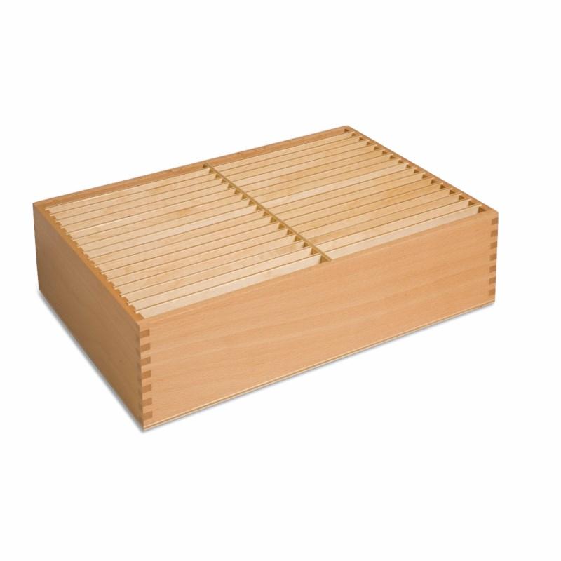 Third Set Of Botany Cards Box