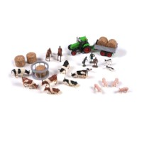 The Farm: Set Of Farm Animals