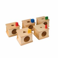 Imbucare Box With Large Cylinder