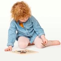 Toddler Puzzle: Dog