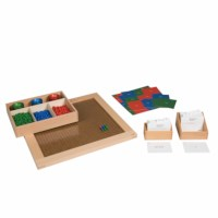 Algebraic Peg Board Activity Set: 1 (German version)