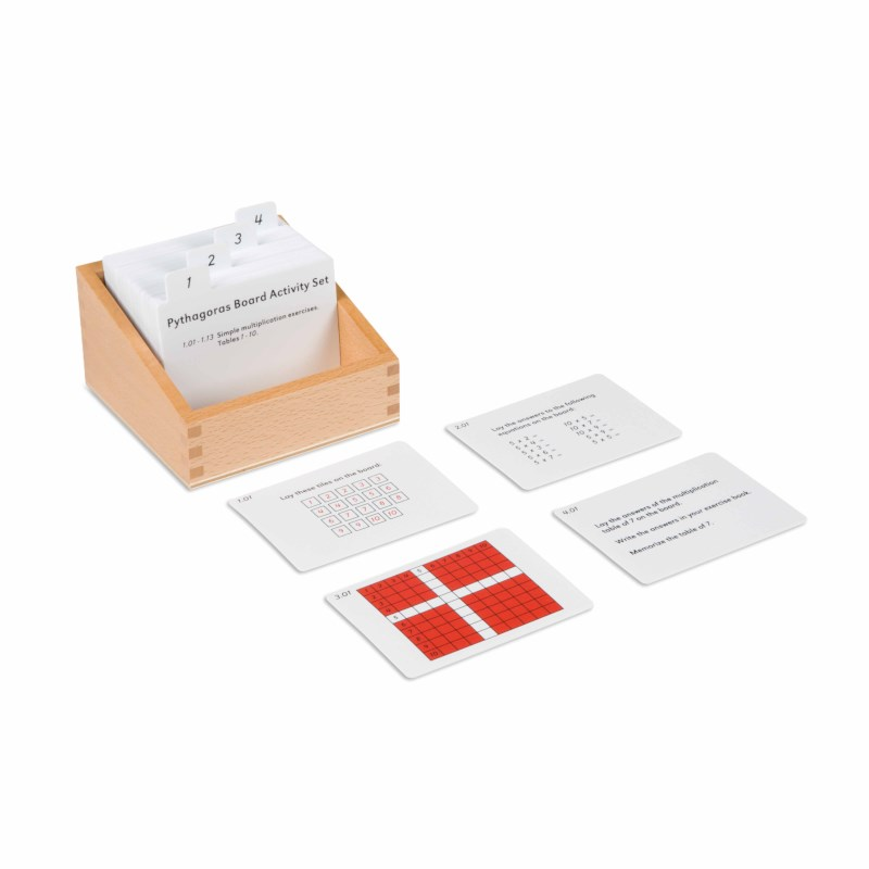 Pythagoras Board Activity Set