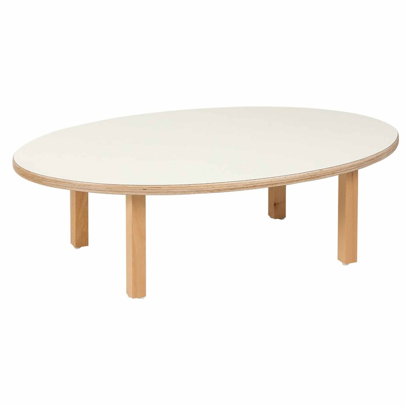 Toddler Table: Oval