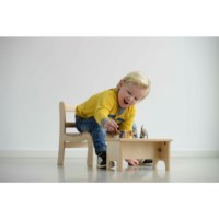Toddler Work Stool: Small