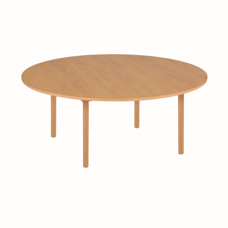 Group Table A1: Orange - Round