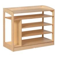Sensorial Cabinet: Open Back (93 cm)