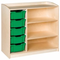 Cabinet: 5 Trays (101 cm)