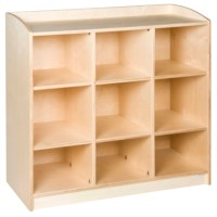 Material Cabinet: 9 Compartments (101 cm)