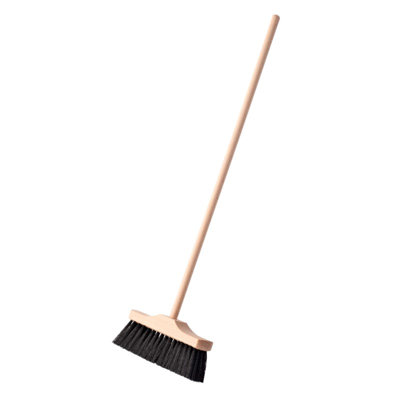 Indoor Broom: Soft Black (49 cm.)
