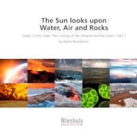 The Sun Looks Upon Water, Air And Rocks