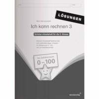 Ich kann rechnen 3 - Lösungen (German version)