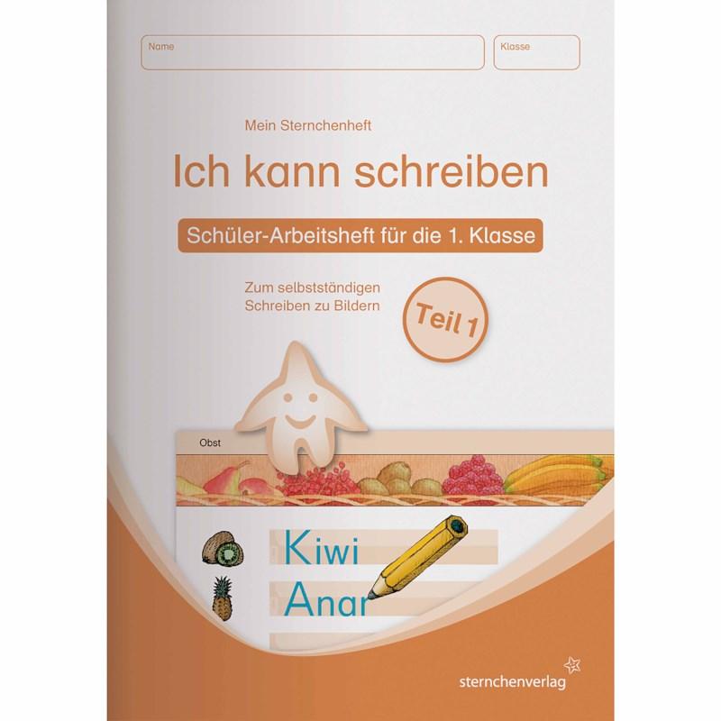 Ich kann schreiben 1 (German version)