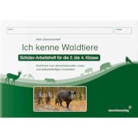 Ich kenne Waldtiere (German version)
