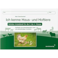 Ich kenne Haus- und Hoftiere (German version)