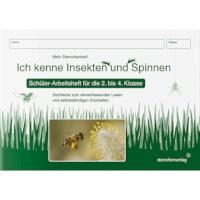Ich kenne Insekten und Spinnen (German version)