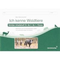 Ich kenne Waldtiere, Haus- und Hoftiere und Insekten und Spinnen als Kombi (German version)