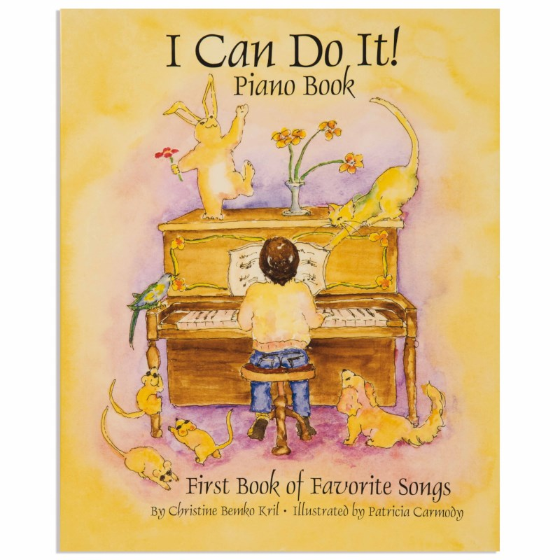 I Can Do It! - Piano Book