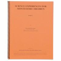 Science Experiences: Part 7