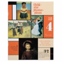 Child-Size Masterpieces: Artists Names (4)