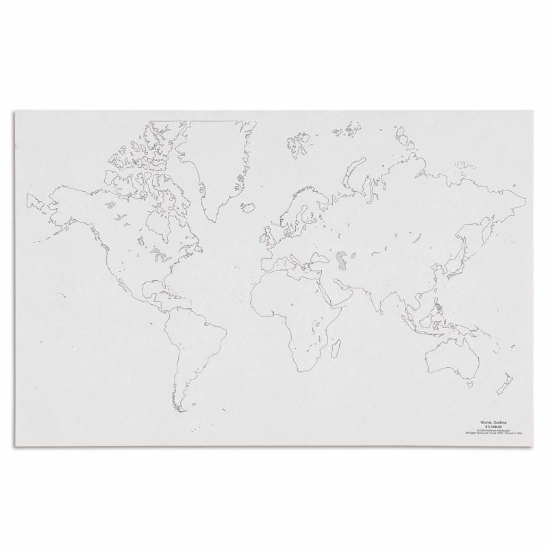 World: Outline (50)