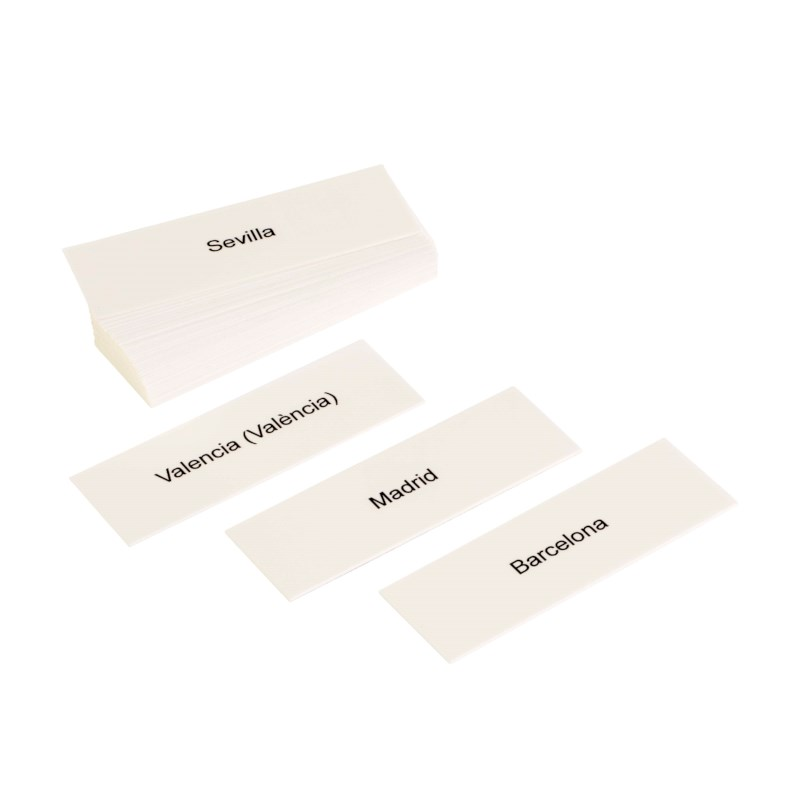 Spain: Labels