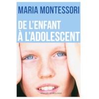 De L'Enfant A L'Adolescent (French)