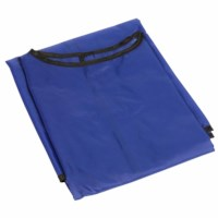 Painting apron blue - adult