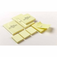 Memos - Self-adhesive - Size: 50 x 76 mm