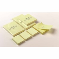 Memos - Self-adhesive - Size: 50 x 38 mm