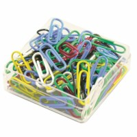 Paperclips - Coloured - 26 mm