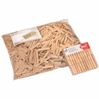 Cloth pegs - Complete - Bag of 48