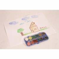 Paint box - Water colours - Classic