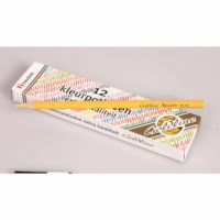 Crayons hexagonal Goldline - Heutink - Carton of 12 - Light yellow