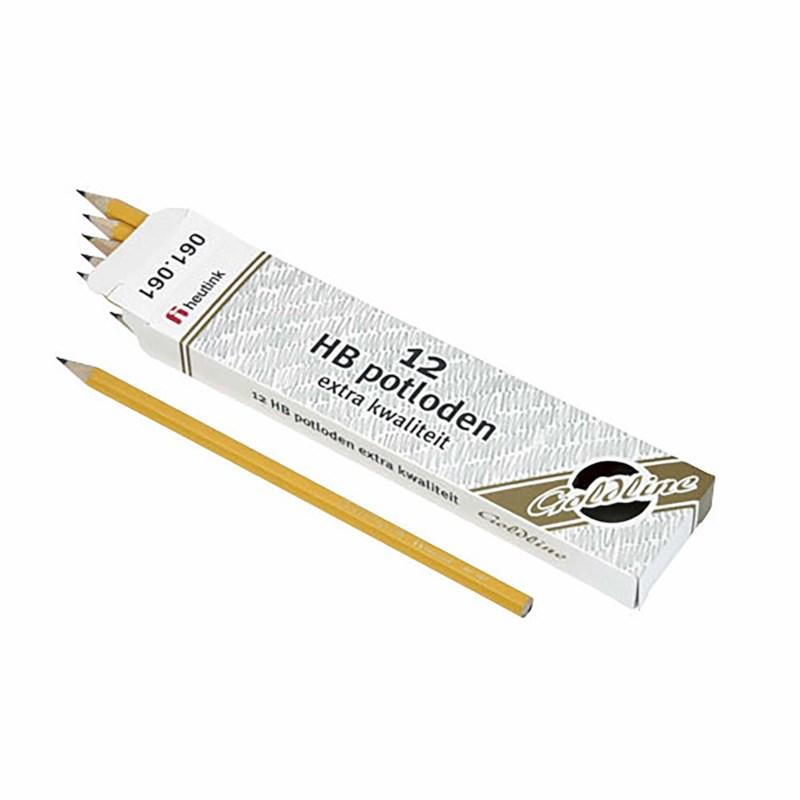 Lead Pencils: Box Of 12
