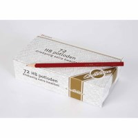 3-Sided Lead Pencils: Box Of 72