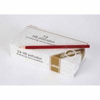 3-Sided Lead Pencils: Box Of 72