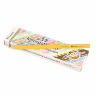 Crayons triangular Goldline - Heutink - Carton of 12 - Yellow