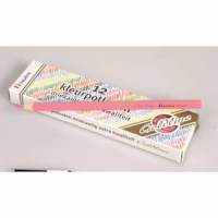 Crayons triangular Goldline - Heutink - Carton of 12 - Pink