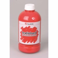Textile paint - Heutink - Red