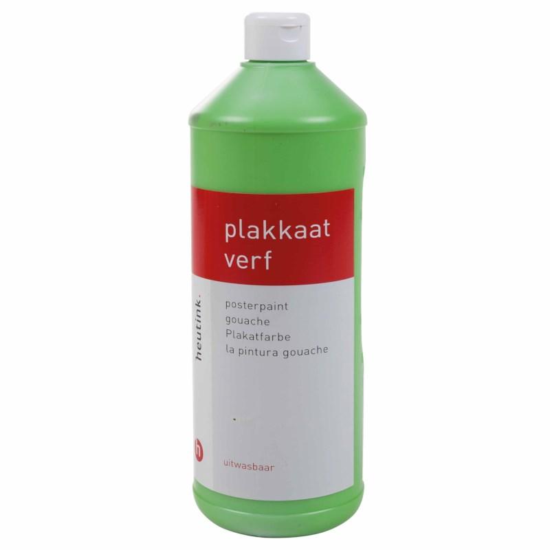 Interpaint - 1 Litre bottle - May green