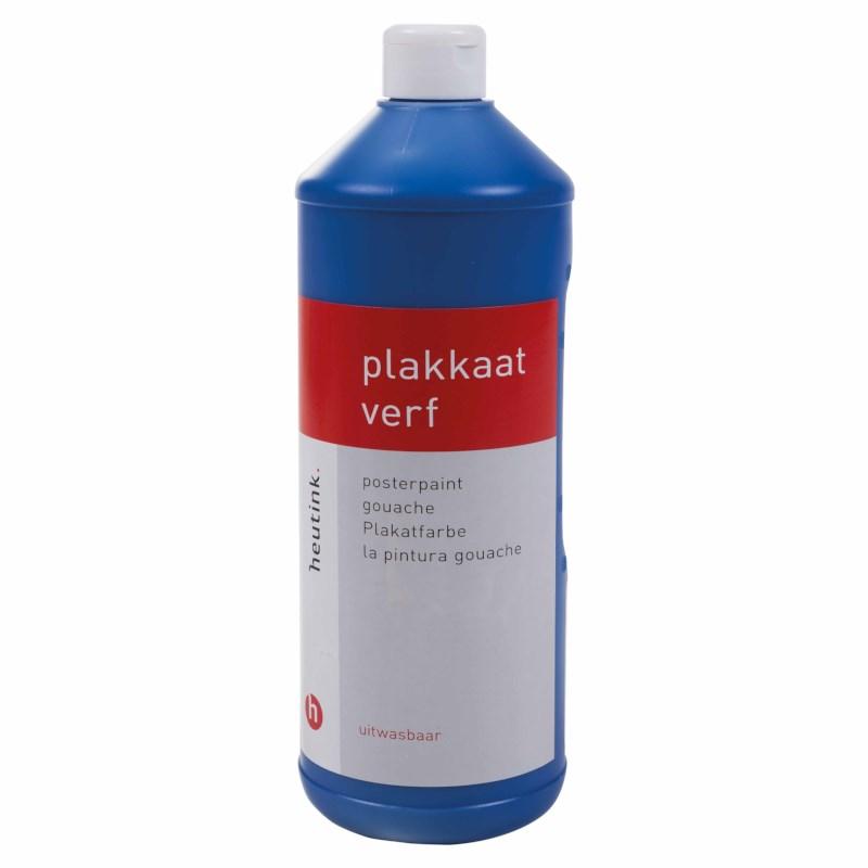Interpaint - 1 Litre bottle - Marine blue