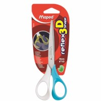 Scissors - Basic Reflex 3D shape - Right-handed