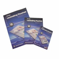 Laminating sheets - 80 µ A4 216 x 303 mm