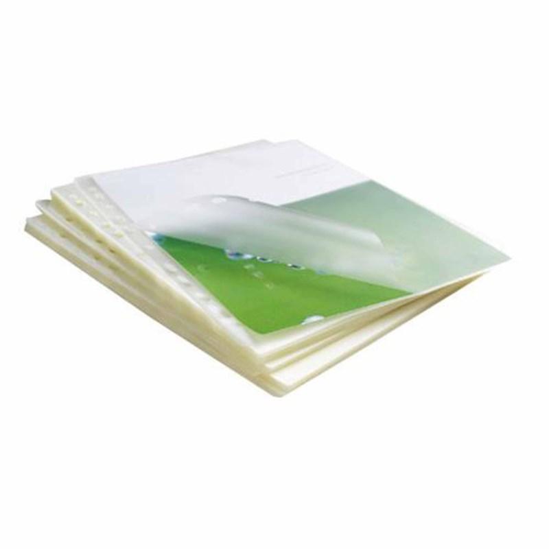 Laminating sheets - 125 µ 54 x 86 mm