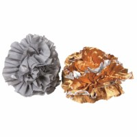 Crêpe paper - Floriade - Gold