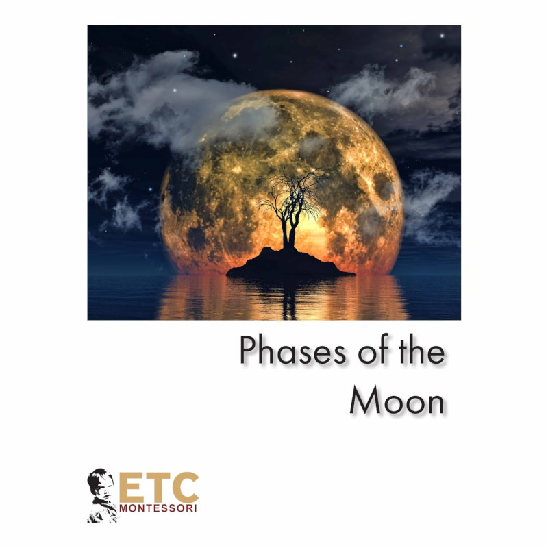 Phases Of The Moon Nomenclature